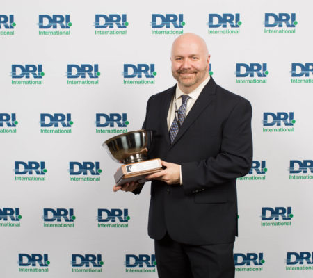 Raymond Seid, DRI International Honor Roll Award Recipient